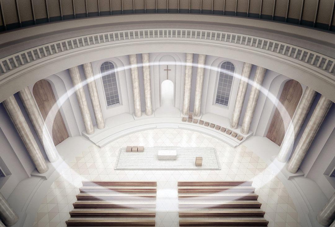 Katholische Kathedrale St. Hedwig 2014