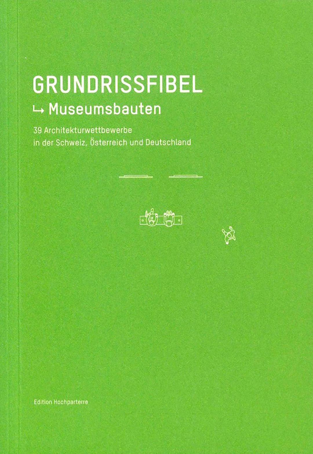 Kunsthalle Mannheim Grundrissfibel 2017