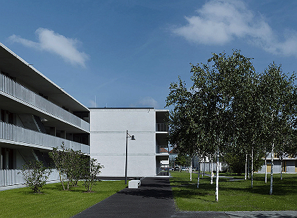 Studentenwohnungen Brandenburg 1998 – 2011
