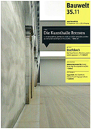 Kunsthalle Bremen 2011