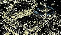 Umgebung des Weimarplatzes 1999