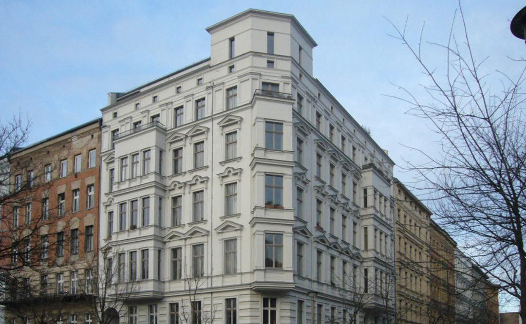 Gründerzeithaus Berlin 2000